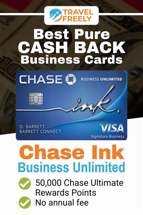 Business Credit Cards With Cash Back Rewards